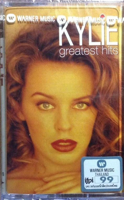 Kylie* - Greatest Hits (1992, Cassette) | Discogs