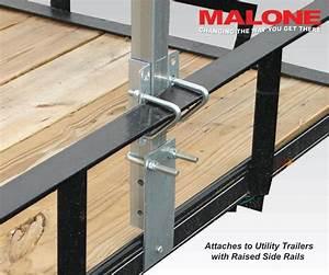 Toptier U2122 Utility Trailer Load Bar Kit Mpg493