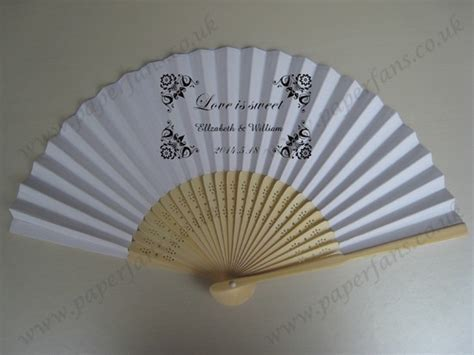 custom printed fans for weddings personalized paper wedding fans printing 0 74