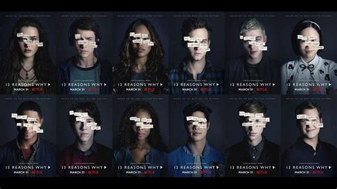 13 Reasons Why  Série D'urgence • Smallthings