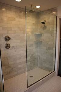 best 25 large shower ideas on pinterest large style With two tiles perfect whatever bathroom tile designs