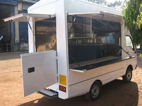 canteen food van starline autobodies