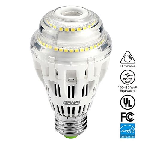 150 watt light bulb equivalent 15w 150 125 watt equivalent a19 dimmable led light bulb