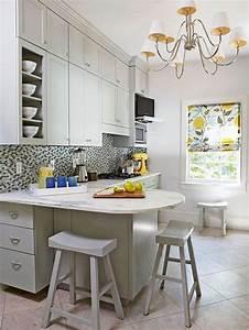 90, Beautiful, Small, Kitchen, Design, Ideas, 40
