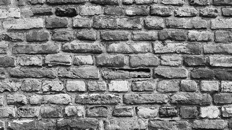 grey brick wallpaper hd