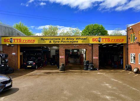Tyre Distributor Northampton