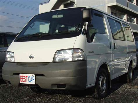 nissan vanette nissan vanette van dx 2001 used for sale