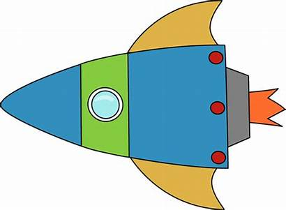 Space Rocket Clip Graphics Mycutegraphics