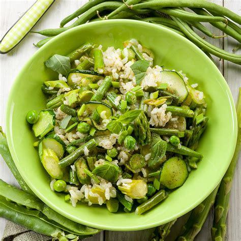 cuisiner haricot vert recette salade haricots verts asperges