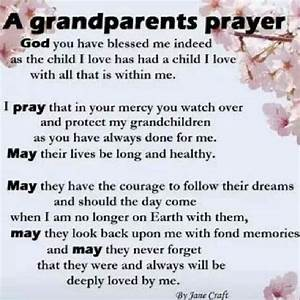 S Grandparents Prayer.... poem | Nana | Pinterest | Prayer ...