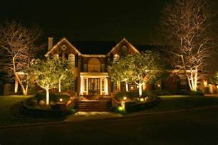 hassle free landscape lighting installation