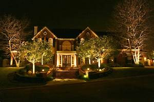 Electric landscape lighting kits : On time electric inc houston electrician austin