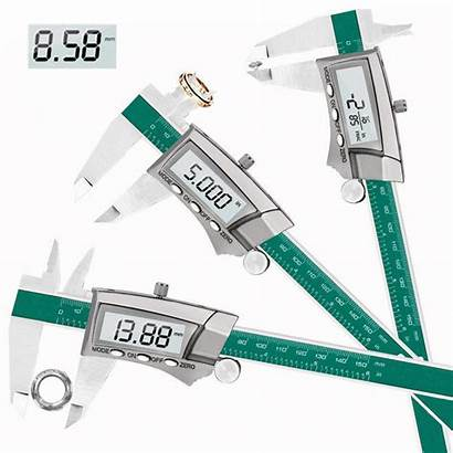 Inch Mm Caliper 150mm Display Stainless Steel