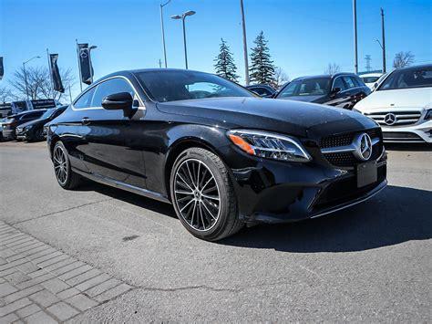 Es importante informar que no se realizan ventas telefónicas, ni ventas en internet. Certified Pre-Owned 2019 Mercedes-Benz C-CLASS C300 2-Door Coupe #839813A | Mercedes-Benz Canada ...