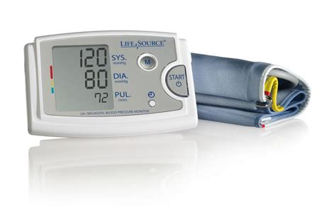 Amazon.com: LifeSource Blood Pressure Monitor with AccuFit
