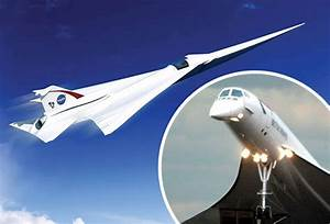 Concorde is back as NASA joins race to bring back ...