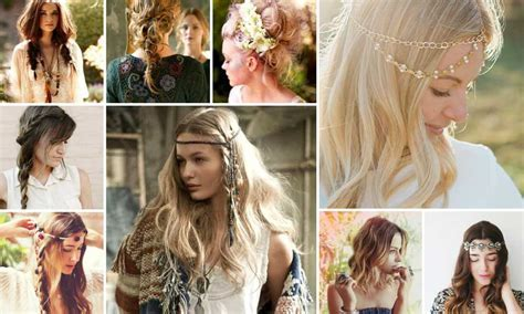 11 Beautiful Bohemian Hairstyles You'll Want To Try   Her