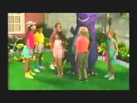 Barney & The Backyard Gang Three Wishes Part 1 Youtube