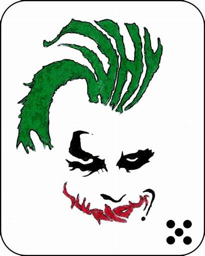 Joker Drawings Serious Why Clipartmag