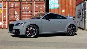 Audi Tt Rs 2018 : 2018 audi tt rs review a nimble little sports car of fun roadshow ~ Medecine-chirurgie-esthetiques.com Avis de Voitures