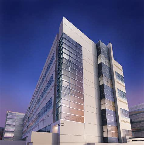 pih health plaza tower architect magazine