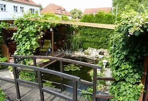 Brücke Für Gartenteich : teich anlegen tipps zu planung bepflanzung und mehr ~ Whattoseeinmadrid.com Haus und Dekorationen