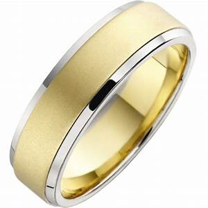 plain wedding ring for men in 18ct yellow gold sandblasted With mens 18ct gold wedding rings