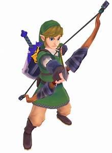 Link (Legend of Zelda) Fighters Generation Art Gallery ...