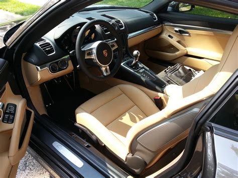porsche agate grey interior anthracite brown on two tone agate grey pebble rennlist