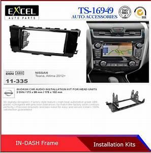 China Car Audio Dash For Nissan Teana  Altima 2012