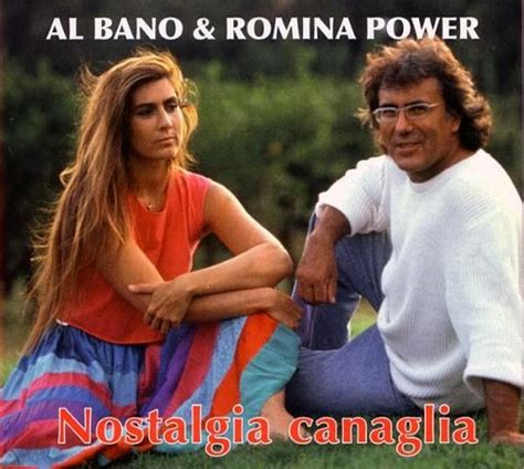 nostalgia canaglia testo sanremo sanremo 1987 al bano e romina power