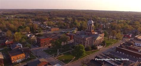 Interesting Aerial Image Of Mercer County By Doug Butchy