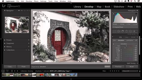 Coloring Lightroom selective coloring effects in lightroom