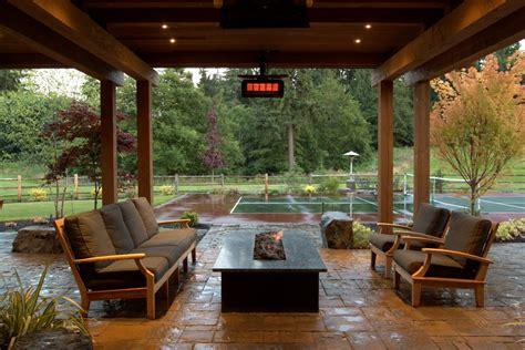 Outdoor Patio Area by Photo Page Hgtv