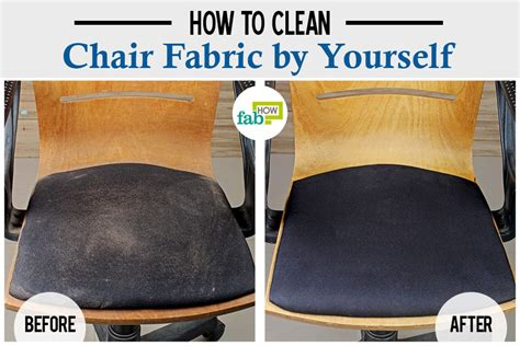 Clean Chair Upholstery by How To Clean Chair Fabric By Yourself Fab How