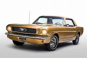 The Gold Rush! The Rarest Hardtop Mustang of them All?