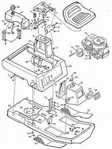 Murray Murray Riding Mower Parts