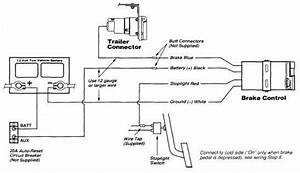 Wiring Diagram Brake Controller