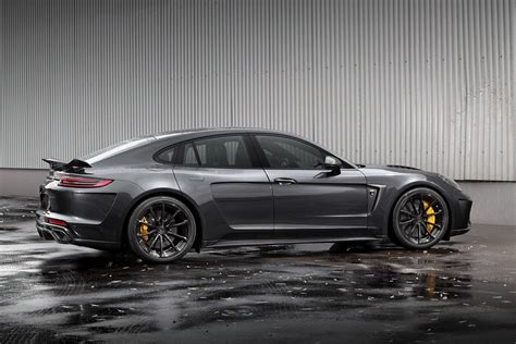 Topcar's Panamera Stingray Gtr Comes With Loads Of Carbon