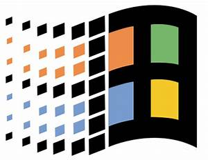 windows 95 logo | Tumblr
