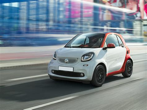 New 2017 Smart Fortwo Price Photos Reviews Safety