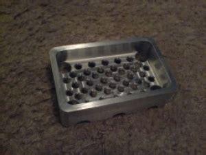 cnc machined soap dish homemadetools net