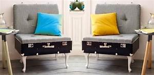 Landhausstil Möbel Selber Machen : vintage m bel selber machen so bauen aus einem koffer einen sessel ~ Markanthonyermac.com Haus und Dekorationen