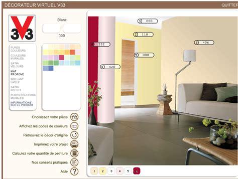 simulateur peinture cuisine ophrey com couleur peinture v33 prélèvement d 39 échantillons et une bonne idée de concevoir
