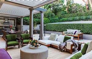 fresh outdoor living room ideas to expand your living space With using patio furniture in living room