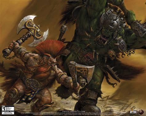 warhammer  libro orcos  goblin