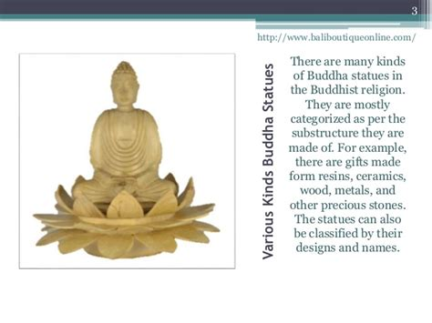 Buddha Statues And Their Meanings