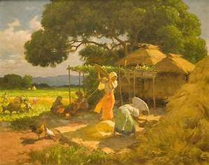 17+ best images about Fernando Amorsolo-Filipino National ...
