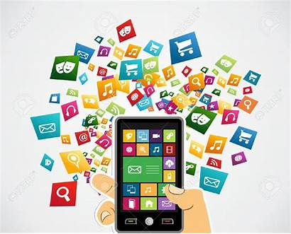 App Mobile Applications Apps Application Cliparts Smartphone