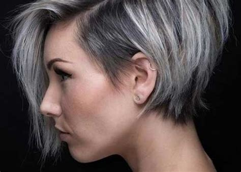 Most Popular Short Hairstyles For 2017 Dying My Hair Brown At Home Curly Layered Hairstyles Short 2 Red Wine Dye Medium Length Haircuts With Side Bangs How To Light Strawberry Blonde Herstyler Pink Ceramic Straightener Best Way Get Your Bob On Top